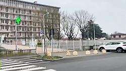 منع رفت و آمد در چند شهر شمال ایتالیا برای مهار ویروس کرونا