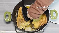 بهترین روش پخت ماهی روش متفاوت وزیبا
