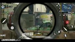 گیم پلی بازی کال آف دیوتی -  Call of Duty Mobile