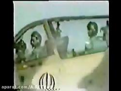 فیلم حمله کبری های ایرانی به تانک های عراقی