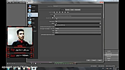 part#1 اموزش تنظیمات برای شروع استریم در  OBS Studio