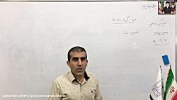 فیزیک دهم ریاضی  و تجربی فصل 4 دما و گرما استاد شیخی