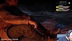 شکار گرگ بزرگ بازی Red Dead...