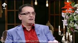 صحبت های حاج اقا زنوزی مالک محترم باشگاه تراکتور در برنامه فرمول یک شبکه یک
