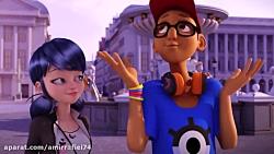 انیمیشن دختر کفشدوزکی و پسر گربه ای فصل 2 - قسمت 21