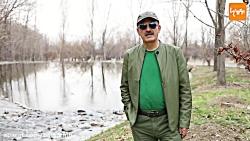 گفتوگوی اختصاصی برترینها با محمد درویش دربارهی محیط زیست