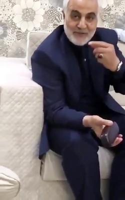 فیلم دیده نشده از سردار قاسم سلیمانی