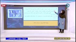 آموزش تاریخ یک-درس سیزدهم-علوم انسانی پایه دهم متوسطه (شبکه چهار) / ۲۸ اسفند98