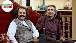 دنگ شو و آخر قصه ی افشین یداللهی در برنامه دورهمی مهران مدیری