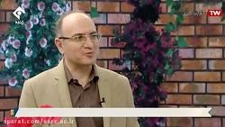 دکتر علی شریف نژاد - رئیس پژوهشگاه تربیت بدنی  در برنامه صبح بخیر ایران