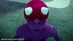 انیمیشن دختر کفشدوزکی و پسر گربه ای فصل 2 - قسمت 14