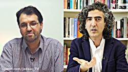 چهارمین اپیزود برنامه جدال- گفتگو با پرویز امینی