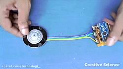 راه اندازی موتور براشلس HDD با آردوینو