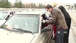 ممانعت از ورورد پلاك خودروهاي غير بومي به شيراز