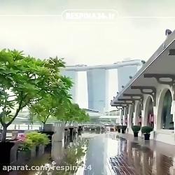 مرتفع ترین هتل در سنگاپور