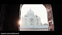 سفر به هندوستان باور نکردنی - INDIA - سلین سیر - با من بگرد