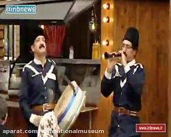 گزارش نوروز 97 در موزه ملی ایران