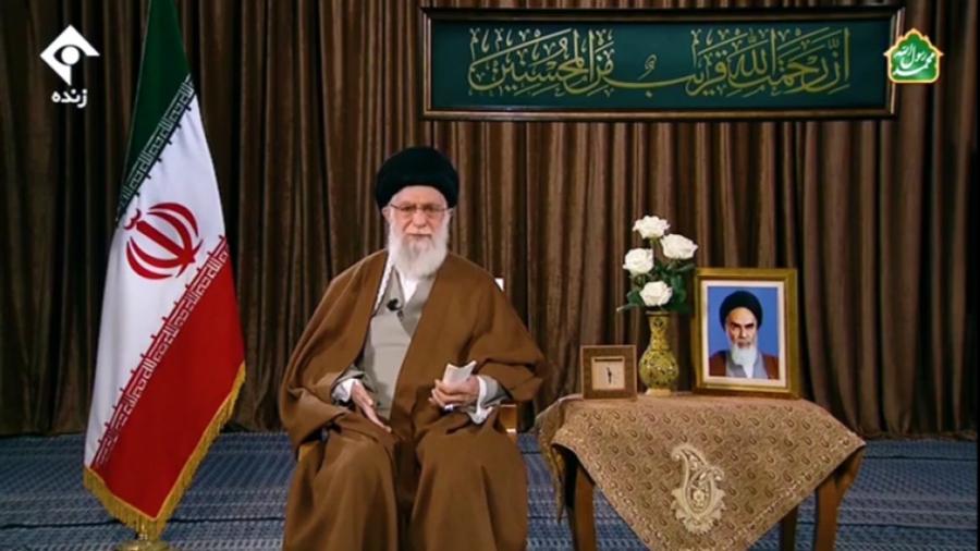 ✅ فیلم کامل سخنرانی نوروزی رهبر انقلاب خطاب به ملت ایران...