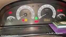 استارت در خودروهای CNG کارخانه ای