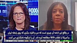 ایران با کرونا هم اولویت آمریکا [برای دشمنی] است....!