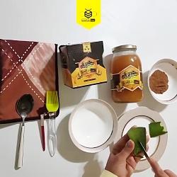 عسل حاج گُهرنیا