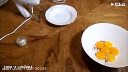 آموزش آشپزی ، کیک اسفنج...