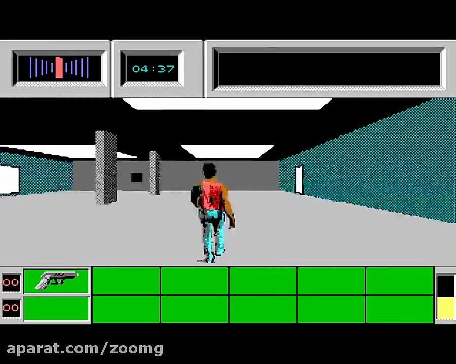 بازی Die Hard - اولین بازی شوتر سوم شخص تمام صفحه