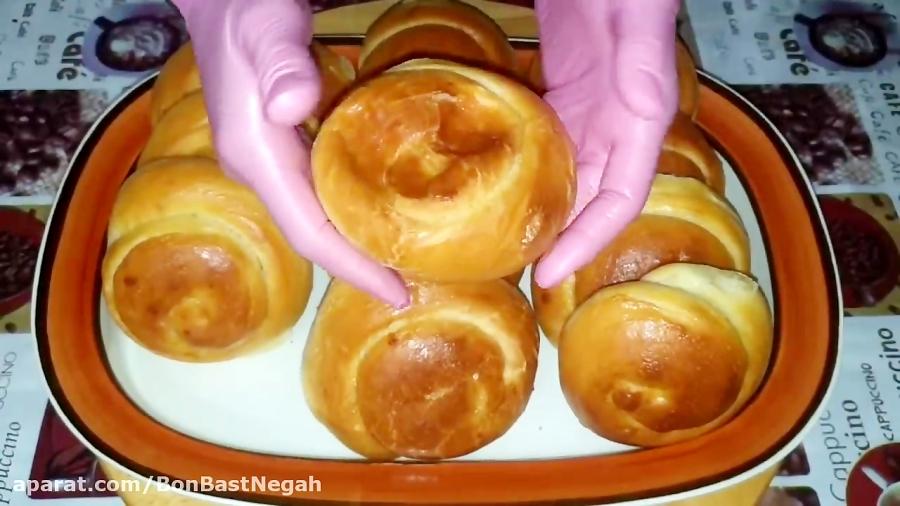 تهیه نان بریوش، خیلی ساده و خوشمزه