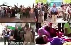 مستند داعش قبل از خروج ...