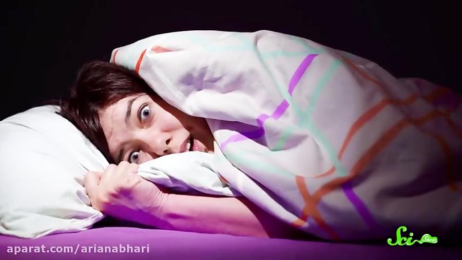 علل پرش اندام ها در خواب