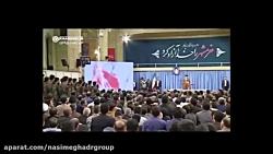 اجرای سرود مدافعان حرم ...