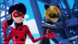 انیمیشن دختر کفشدوزکی و پسر گربه ای - فصل 2 - قسمت 24