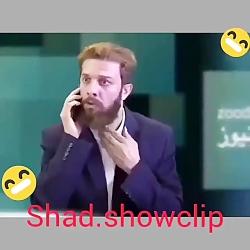 تماس احمد ذوقی با مجری  ...