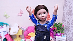 بازی با عروسک | بازی با ...