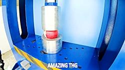 آزمایش علمی جالب - له کر...