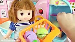 برنامه کودک دخترانه عروسک کوچولو : آشپزخانه متحرک