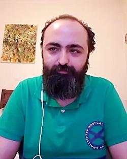 شعر خوانی محمود حبیبی کسبی برای روزهای قرنطینه