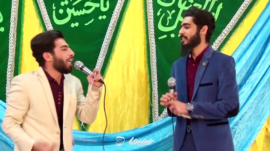 سرود - شب دوم - جشن میلاد سرداران کربلا- ویدیو (16)