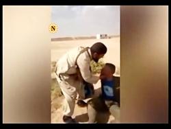 اعدام سربازان عراقی توسط تروریست های داعش