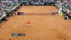 تکنیک فدرر در تنیس