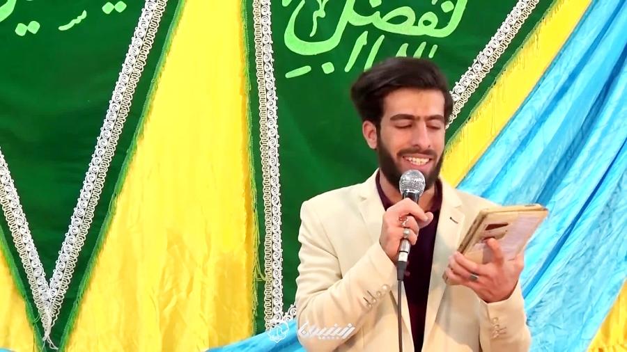 سرود - شب سوم - جشن میلاد سرداران کربلا- ویدیو (24)