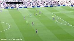5 گل برتر لیونل مسی در ل...