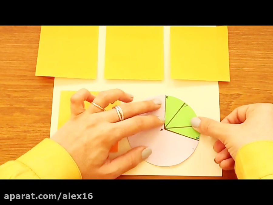 زاویه (6) - تمرین شناسایی زاویه- شقایق بهرامی