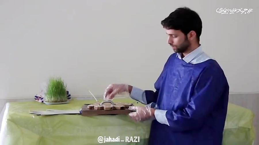 به سادگی دستکش پلاستیکی بسازیم