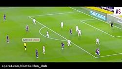 مهارت های فوتبالی لیون...