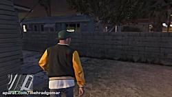 مکان سلاح اس ام جی در GTA ...