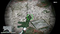 یک اسلحه خفن در بازی gta v