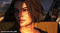 سکانس پایانی Resident Evil 3 Re...