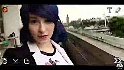 فیلم لیدی باگ این قسمت لیدی باگ وکت نوار درلندن لایک فراموش نشه