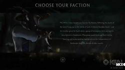 تریلر Mortal Kombat X - Faction Wars Trailer